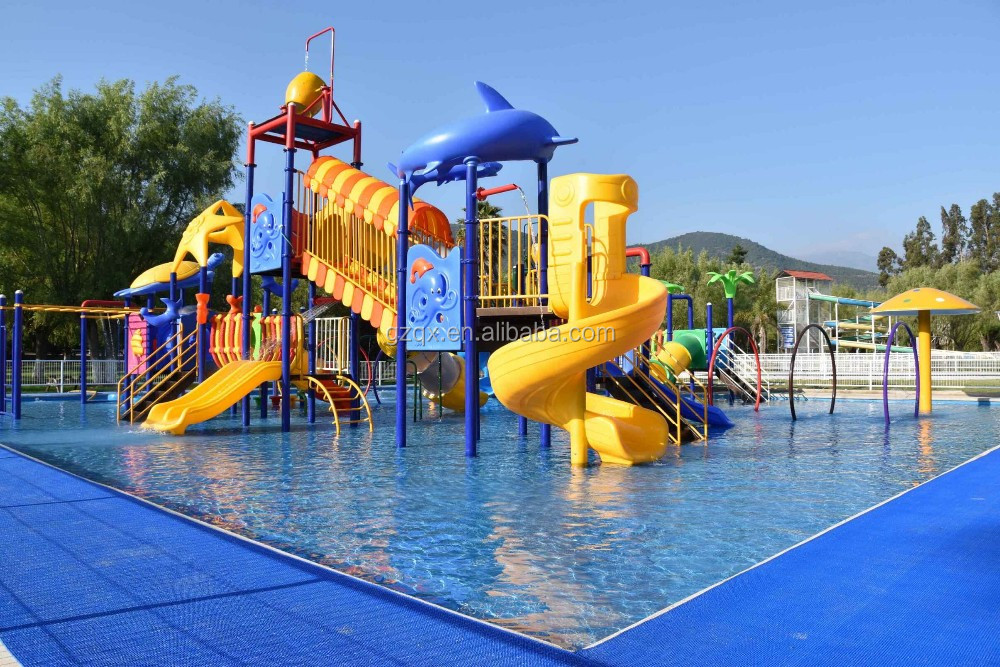 Guangzhou Factory supply water park water theme park water aqua park QX-18075A