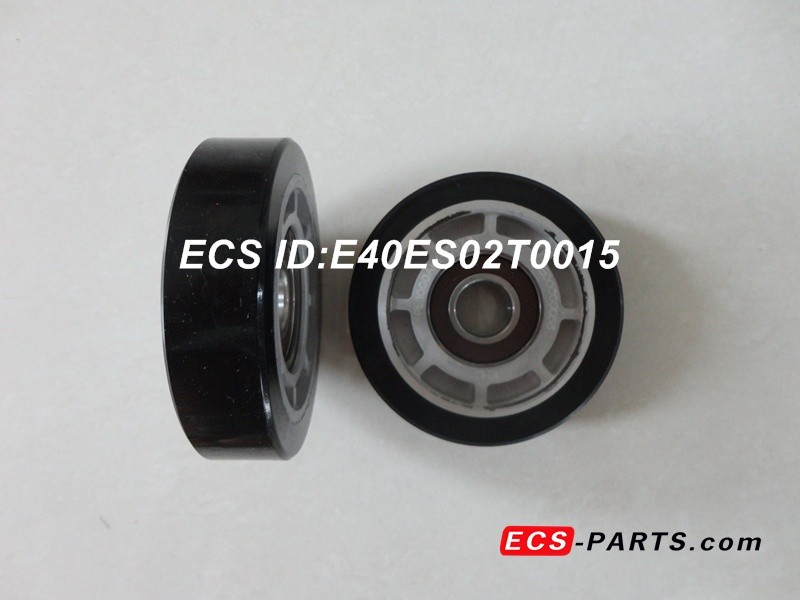 Escalator Step Roller of Kone 100*25-6204 With NSK Bearing