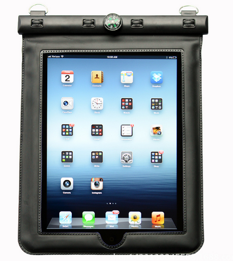 pvc waterproof bag for ipad mini,For samsung galaxry tablet,tablet PC bag holder
