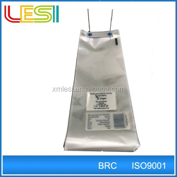 LDPE food packaging bag ice lolly packaging