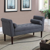 Furniture Sofa Square Ottoman