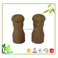 Bamboo Chili Pepper Grinder