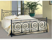 newest wrought iron pet bed frame