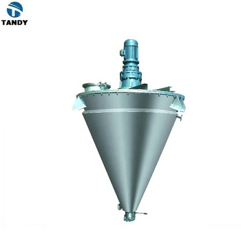 Desiccant spiral mixing device / food blender machine