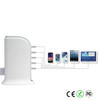 multi port usb charger usb charger station