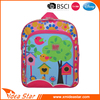 Colorful cute nice wholesale school backpack girls bags