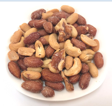 Mixed Snack Peanuts & Cashews Roasted