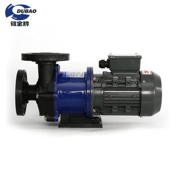 cheap price Industrial small horizontal stainless steel chemical high flow rate acid resistant chemical centrifugal pump