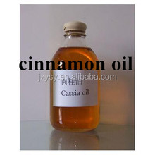 Best price herbal essential oil Bulk Cinnamon bark Oil/oil of cinnamon