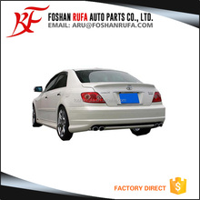 2017 High quality manufacturer supply export products body car spoiler