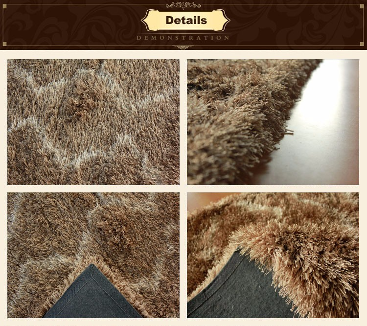 New products on china market handwoven fabric rugs for home