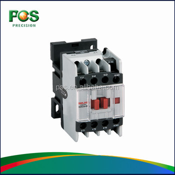 220v Coil Ac Contactor/Ac Magnetic Contactor