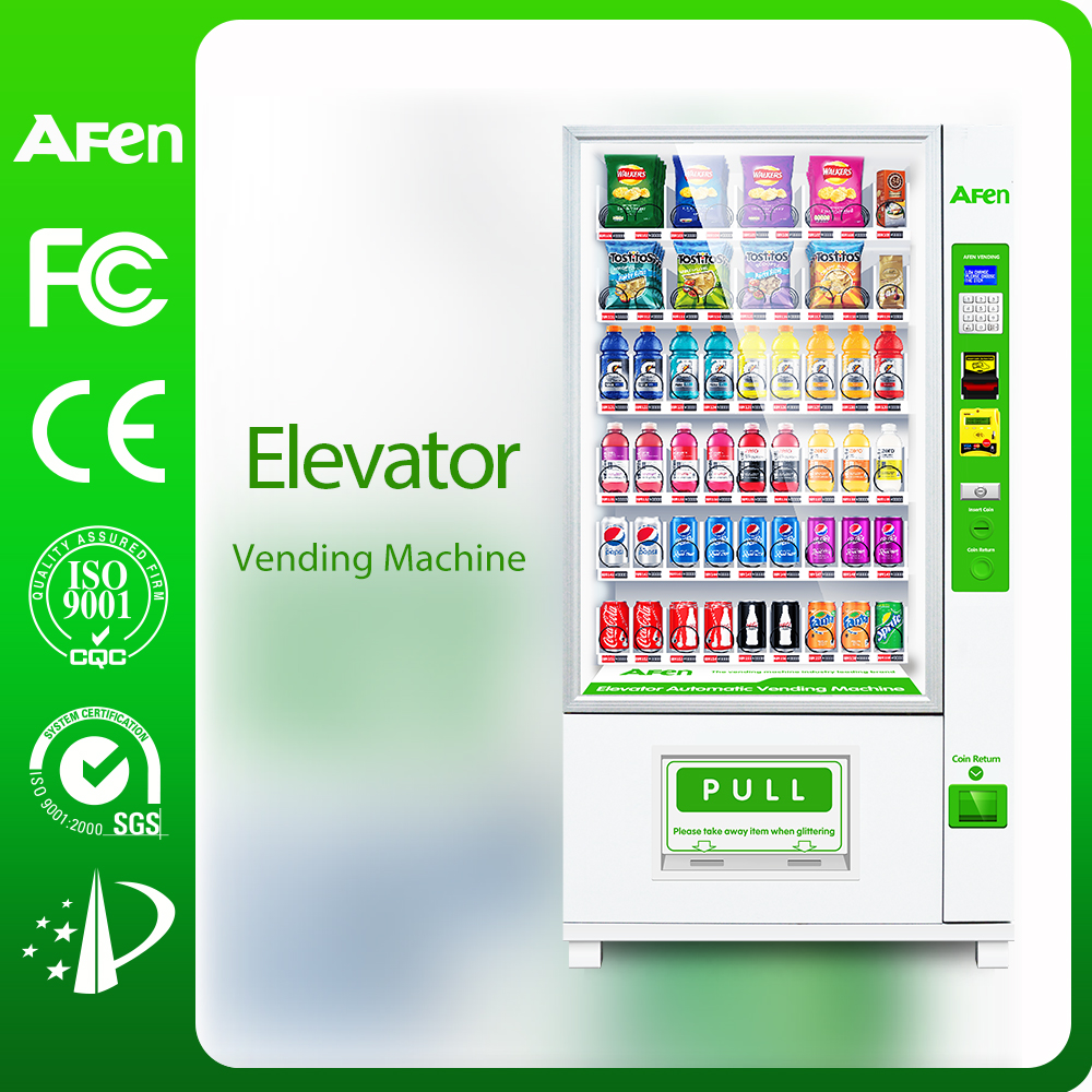 Automatic Fast Food Elevator Pizza Vending Machines For Sale