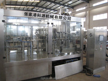 Complete Carbonated Sparking Water Filling Machine