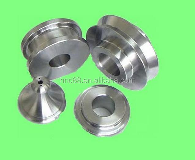 Anodized Aluminum Automotive Parts : High precision anodized aluminum cnc machining