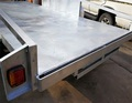 Galvanized car trailer RC-GCT-01