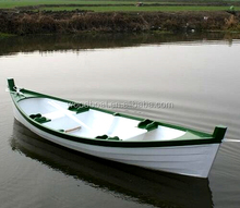 quality wood paddle boat
