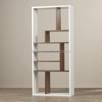 mordern home furniture bookcase