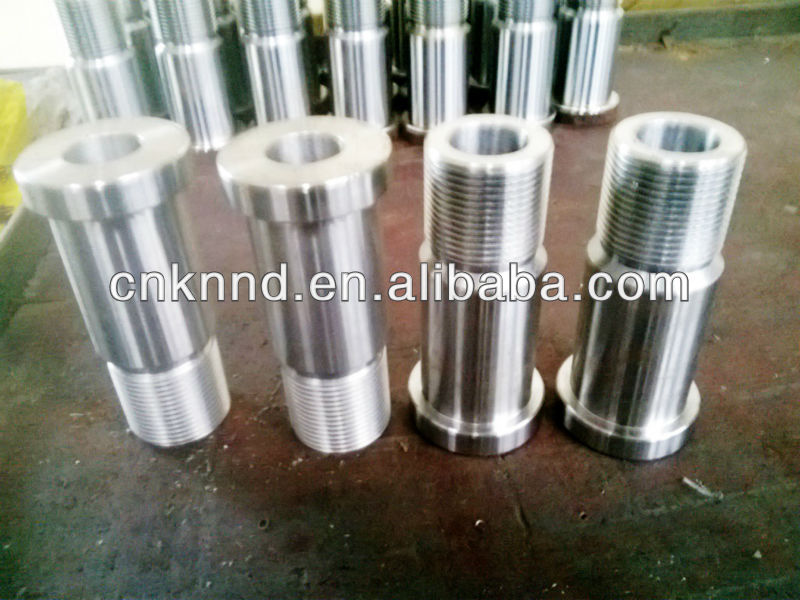 customized machining parts
