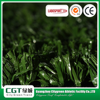 Artificial synthetic grass for basketball