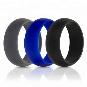 Best Silicone Wedding Ring For Men's Protect Your Finger
