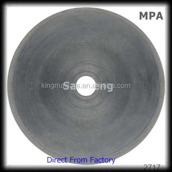 Diamond Sintered Continuous Rim Ceramic Blade