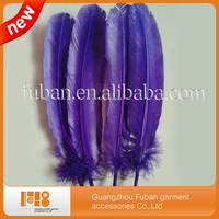Beautiful Feathers DIY Fluffy Goose Feathers for Clothing /Hat Decoration