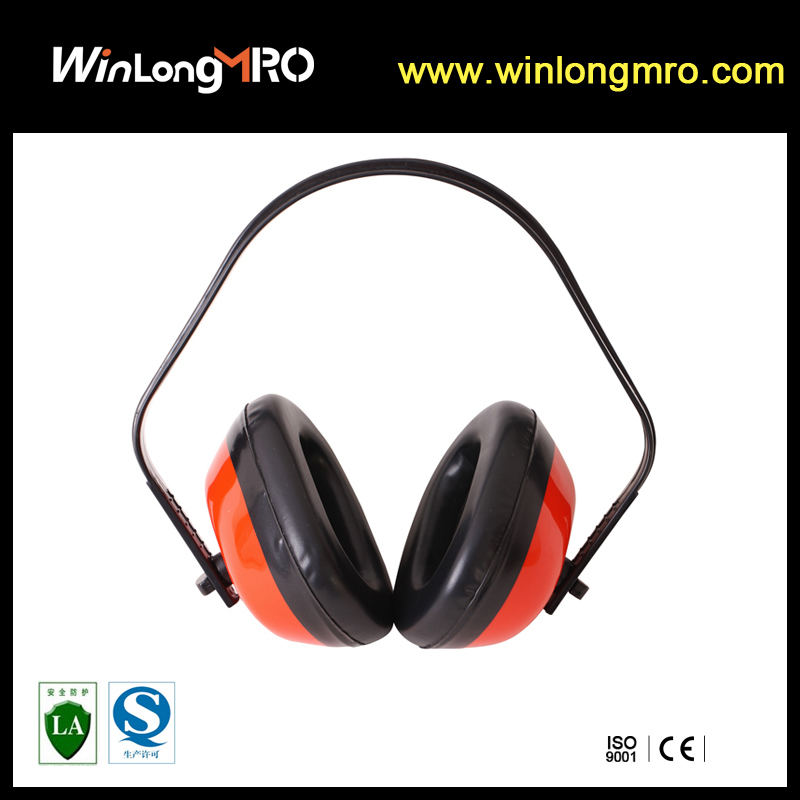 2012 ear protection Anti-noise safety ABS ear muff