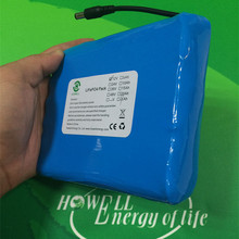 12V 9Ah LiFePo4 battery pack for replacement for lead acid battery