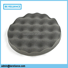 Black Wave Buffing Foam Pad for Car Polishing