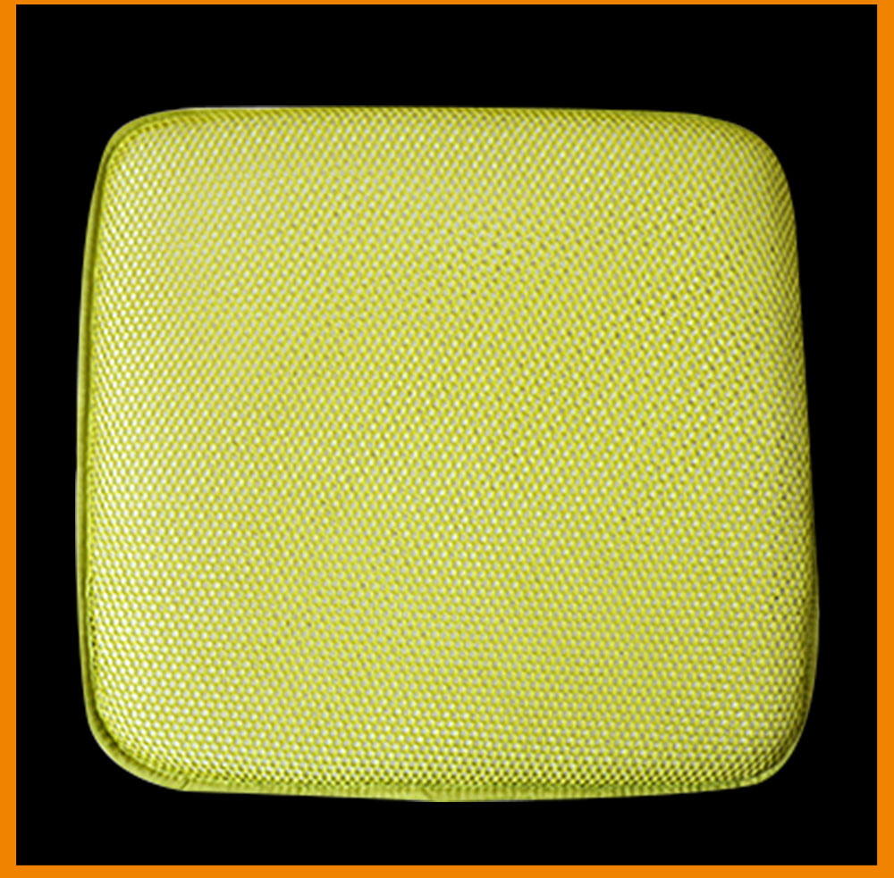 comfortable seat 3d cooling mesh car chair cushion
