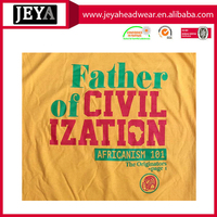 father civilization wide fit cotton outlined tee