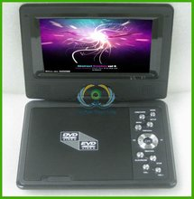 Wholesale Portable DVD Player with DVB-T/ISDB-T SS-PP001 Portable DVD Player