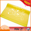 RENJIA dog shock mat pet placemats silicone cat toy mat