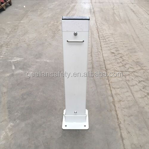 drop down security posts for Australian market