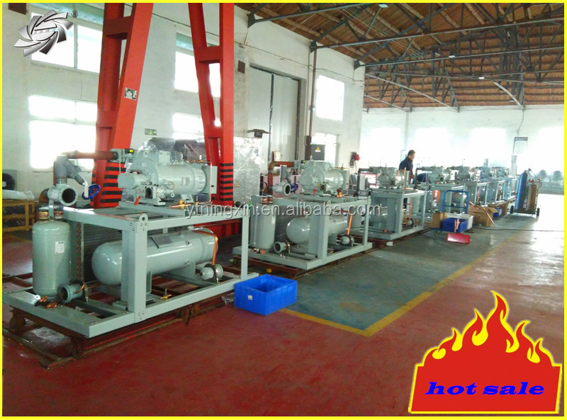 Chinese refrigeration unit for freezing room