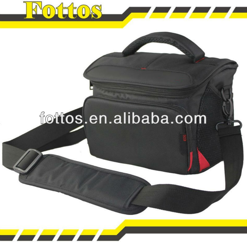 Camera Case Bag for Canon Rebel T1i T2i T3i T3 XS XSi EOS 60D 50D 40D 5D 7D 650D 550D