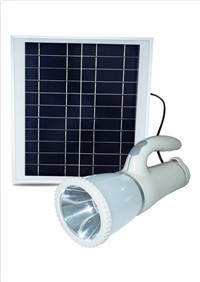 mass capacity battery inside streetlamp cheap rural lighting solution