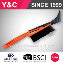 hot selling 16'' with ice scraper snow brush