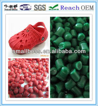 pvc raw material for all kinds of shoes