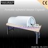 Portable far infrared sauna dome for body slimming