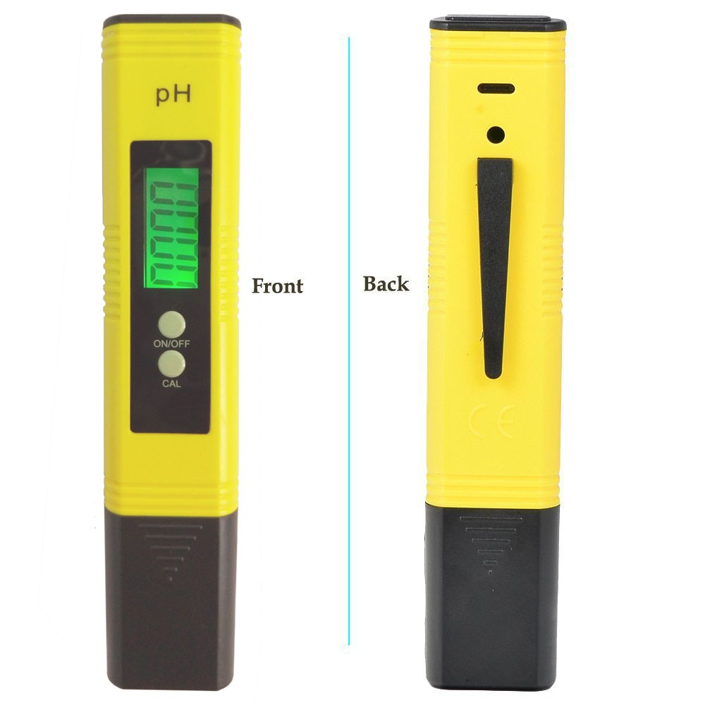 New arrival backlight PH meter for hydroponics