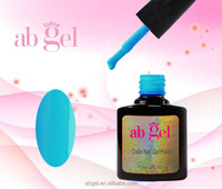 Nontoxic uv nail polish factory nail art design color gel