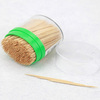 High Quality In Bottle Bamboo Toothpick