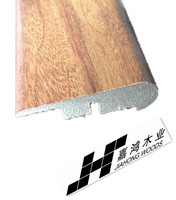 stair nose baseboard manufacturer for laminate flooring