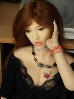 135cm Full Life Size Silicone Tattoo Sex Doll for Men with Metal Skeleton
