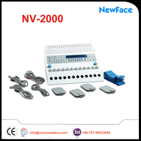 NV-2000 Computerized UIC slimming system breast enhancement Electronic Muscle Stimulation Machine