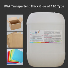 10kg Water base pva glue for sealing paper box