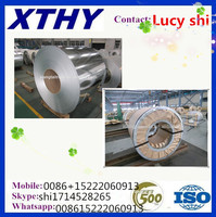 DX51D DX52D China steel factory hot dipped galvanized steel coil with price list