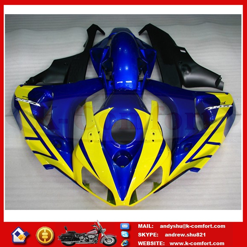 K041 Hot Sales,For Honda 06 07 CBR1000RR Bodykit 2006-2007 Multi Color Motorcycle Fairing Motorcycle Part ABS Injection molding